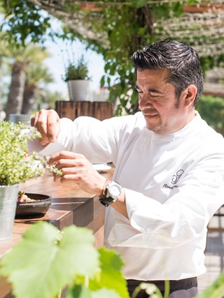 Meet Executive Chef Claudio Aguirre of Fairmont Rey Juan Carlos I