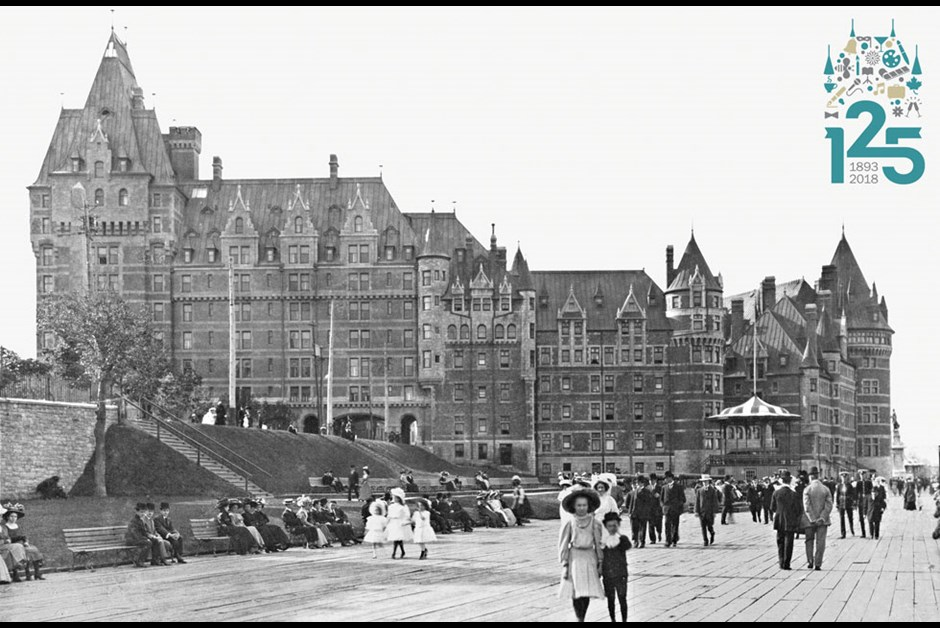 History in the Making: Fairmont Le Château Frontenac's 125th Anniversary Year of Celebration