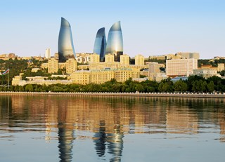 The Beauty of Baku