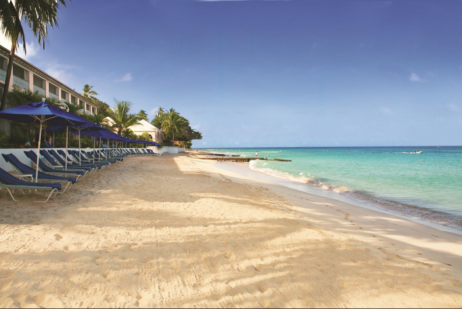 A Beachside Escape in Barbados