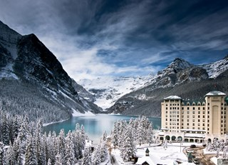 Get Mind Body Gorgeous at Fairmont Chateau Lake Louise