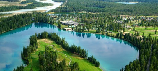A Weekend in the Wild at Fairmont Jasper Park Lodge