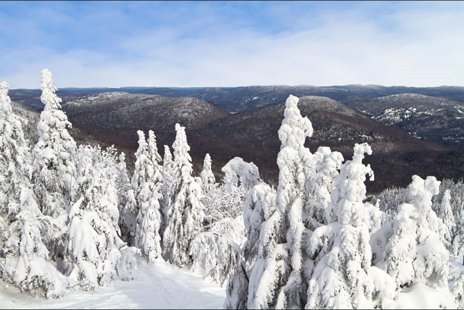 Winter Weekend Thrills at Fairmont Tremblant