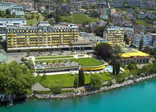 Swiss Riviera Reverie: Montreux Beckons