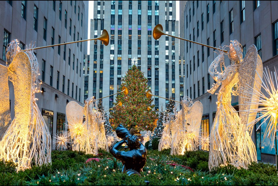 The Best Ways to Enjoy the Holidays in New York City