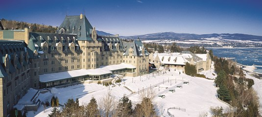 Doing Winter Right: Québec is a Snow-Filled Wonderland