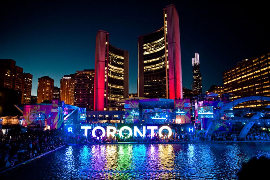 A Whirlwind Weekend in Toronto