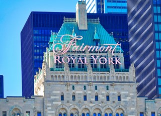 Turning Moments into Memories: Fairmont Royal York Celebrates 90 Years