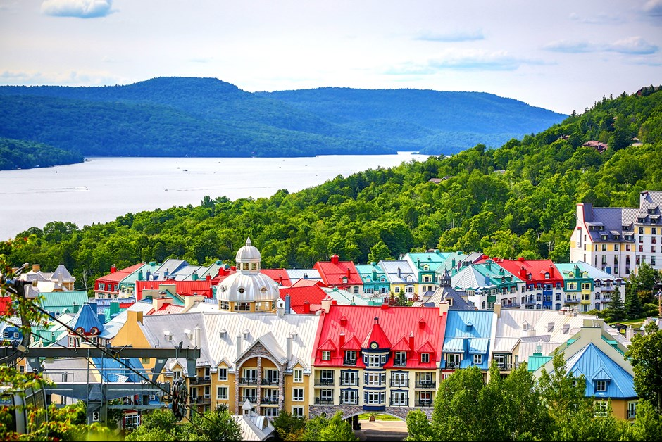 Summer Means Playtime in Mont Tremblant