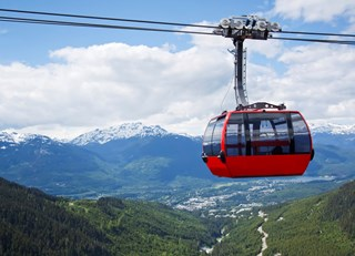 Warm Weather Adventures in Whistler