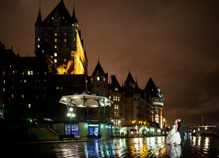 Fairmont Wedding at Fairmont Le Château Frontenac