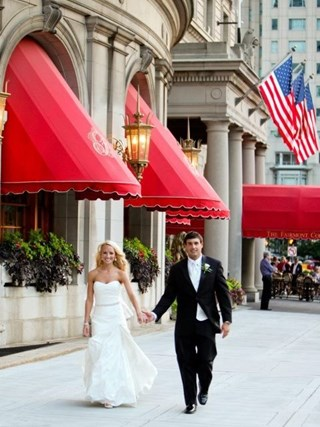 Fairmont Wedding at The Fairmont Copley Plaza