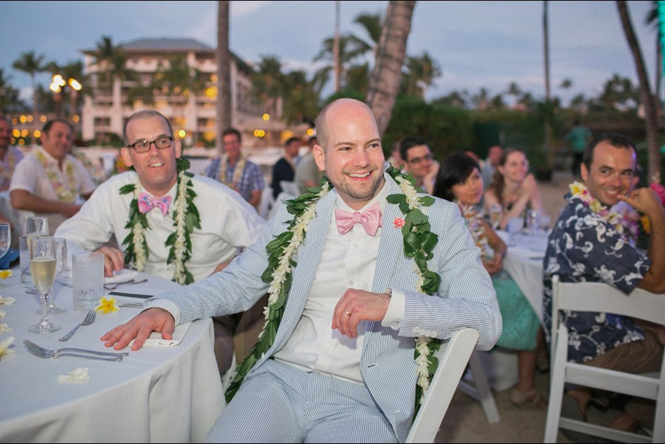 Fairmont Wedding at The Fairmont Orchid, Hawaii
