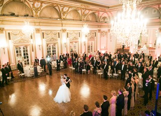 Chrissy and Harry's Wedding at The Fairmont Copley Plaza
