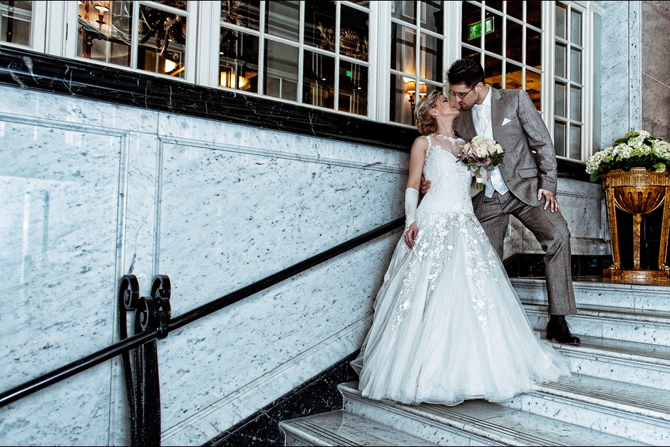A Fairmont Wedding at The Savoy