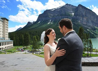 A Fairmont Wedding at The Fairmont Chateau Lake Louise