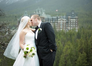 Fairmont Wedding at The Fairmont Banff Springs