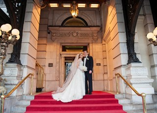 A Fairmont Wedding at The Plaza Hotel