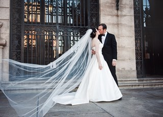 Laura and Justin's Wedding at The Fairmont Copley Plaza