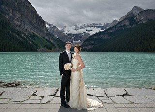Fairmont Wedding at The Fairmont Chateau Lake Louise