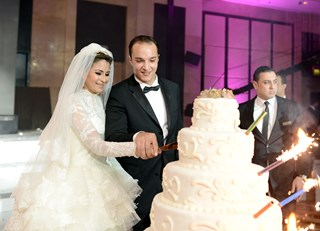 Fairmont Wedding at Fairmont Towers, Heliopolis