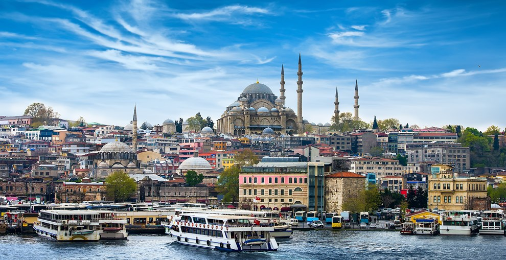 Iconic Istanbul - Getting Under the City's Multifaceted Skin