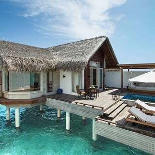 Dive into the Maldives