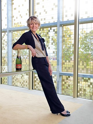 The Business of Bubbly