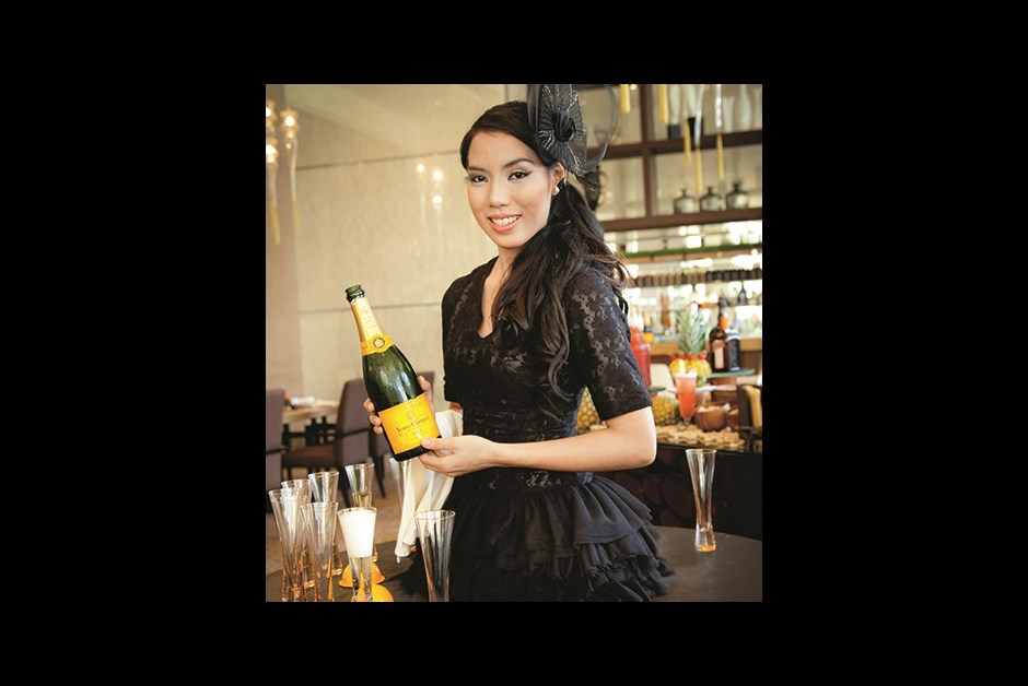 FAIRMONT MAKATI'S SUNDAY CHAMPAGNE BRUNCH