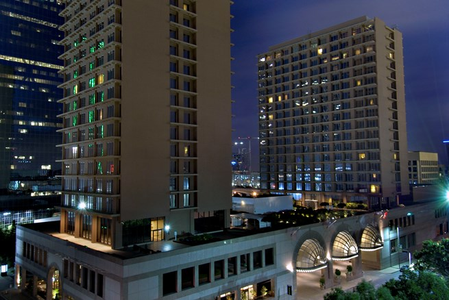 The Fairmont Dallas