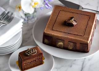 The Empress Torte - A Royal Dessert