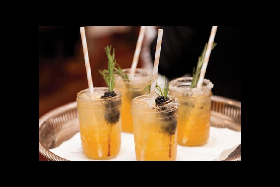 Crafting Your Signature Wedding Cocktail