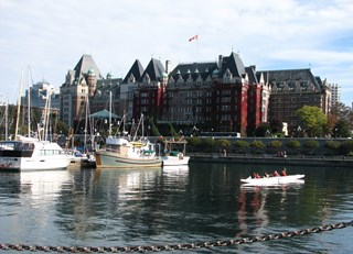Fairmont Empress - Honeymoon Top Choice!