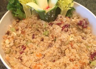 Chilled Quinoa Salad