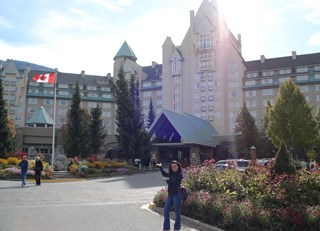 A Beautiful Day in Whistler