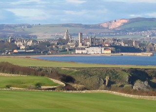 St. Andrews from the Torrance