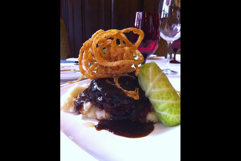 Guinness Braised Beef Short Ribs: Fairmont Moments
