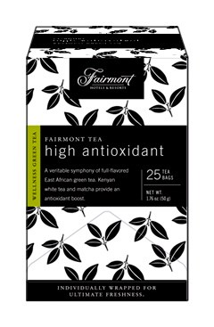 Fairmont High Antioxidant (Wellness Tea)