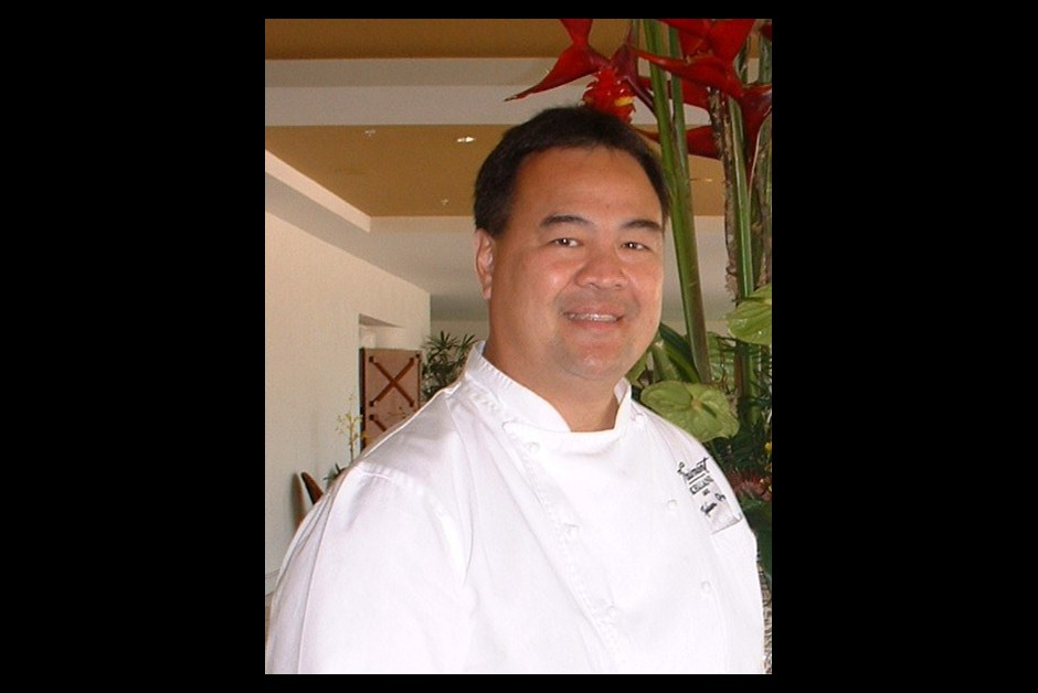Tylun Pang, Executive Chef and Director of Food & Beverage at The Fairmont Kea Lani, Maui
