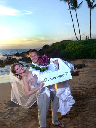 Eloping - Maui Style!