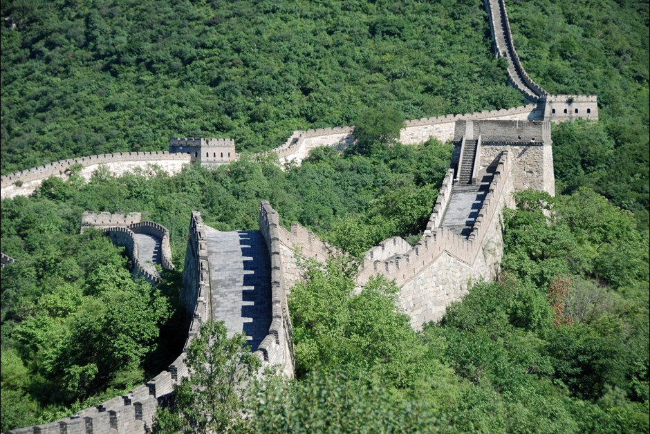 Great Wall meander
