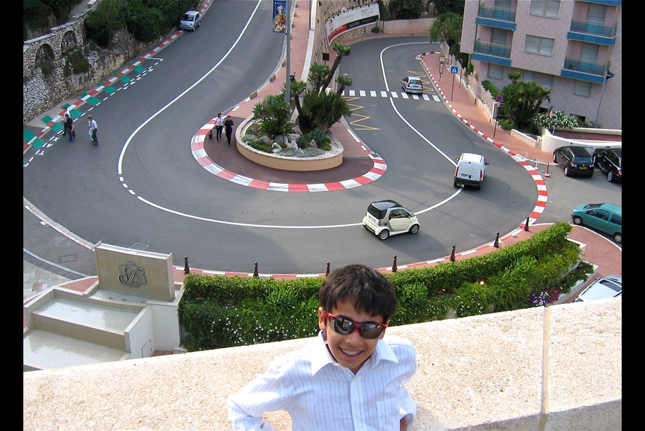 Living the High Life in Monaco at the Famed Fairmont Curve