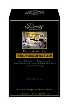 Willow Stream Spa Blend (Decaffeinated Black Tea)