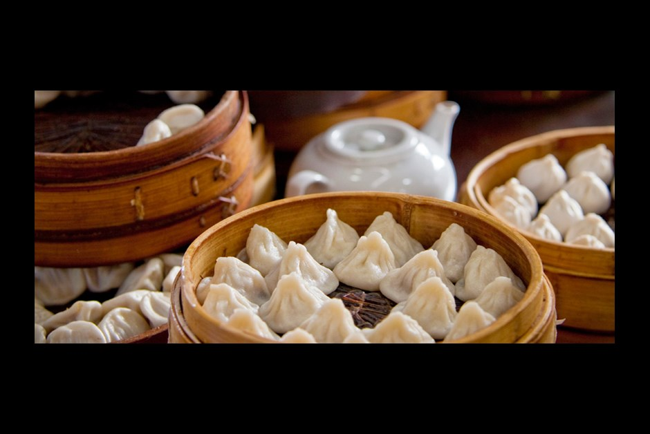 Shanghai dumplings at Fairmont Peace Hotel. Photo: Fairmont Hotels & Resorts