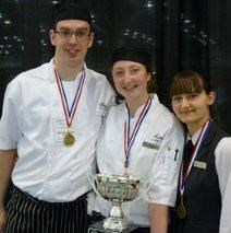 Gold Medals for Fairmont Pacific Rim Chefs