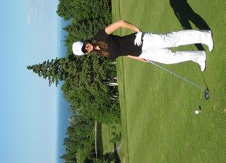Golf at Manoir Richelieu