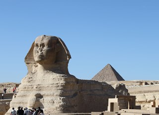 My Trip to Cairo, Egypt!