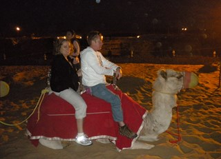 Our Christmas Vacation in Dubai