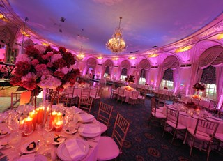 Lighting Can Be The Icing to Personalize Your Special Day