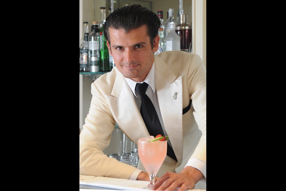 The Great Goodwood Punch– Eric Lorincz, The American Bar